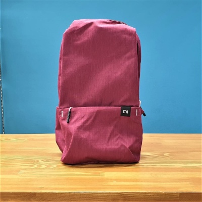 Рюкзак Xiaomi Mi 90 points Mini backpack 10L Dark Red (2076)