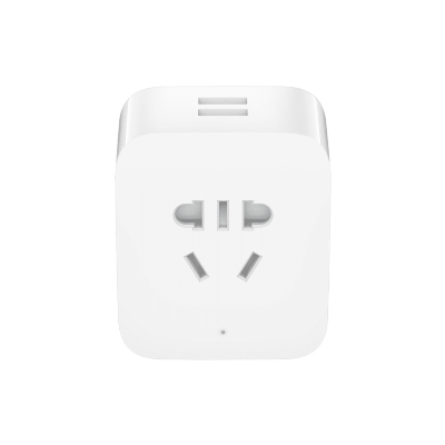 Розетка Xiaomi Mi Smart Socket Power Plug 2 USB (ZNCZ04CM)